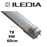 9W świetlówka LED T8 60 cm barwa biała zimna/ neutralna